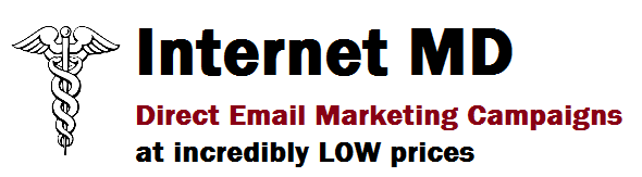 Internet MD Direct Email Marketing at Incredibly Low Prices/></a></td></tr>